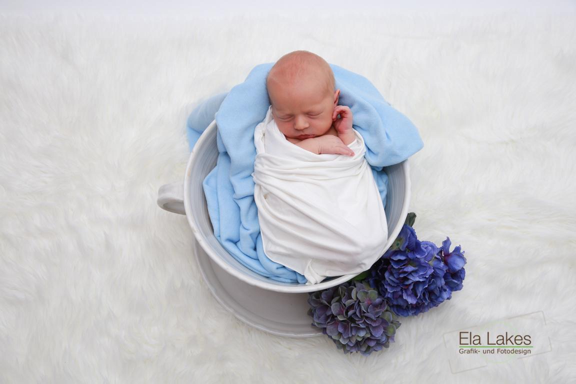 Babyfotografie Karlsruhe - ElaLakes Design -16