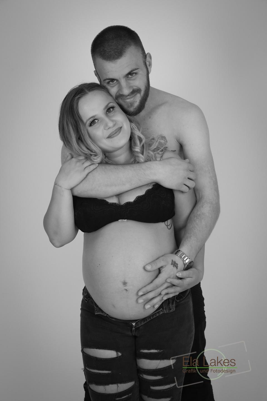 Babybauchfotografie Karlsruhe - ElaLakes Design -17